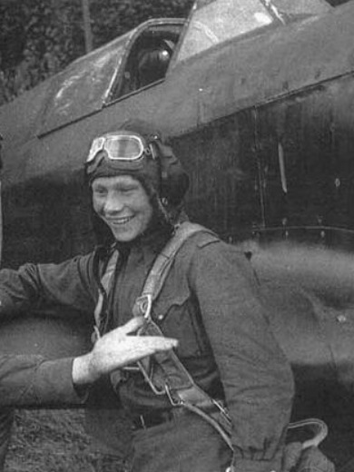 Форофонтов Михаил Петрович (1918 - 1943) Старший лейтенант, лётчик-истребитель 146-го истребительного авиационного полка. За период боевой деятельности сбил 8 самолётов противника лично и 3 в групповых воздушных боях. Награждён Орденом Ленина.